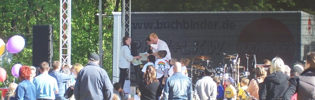 Bühnenspektakel (c) Leipziger-Bildungsfest.de
